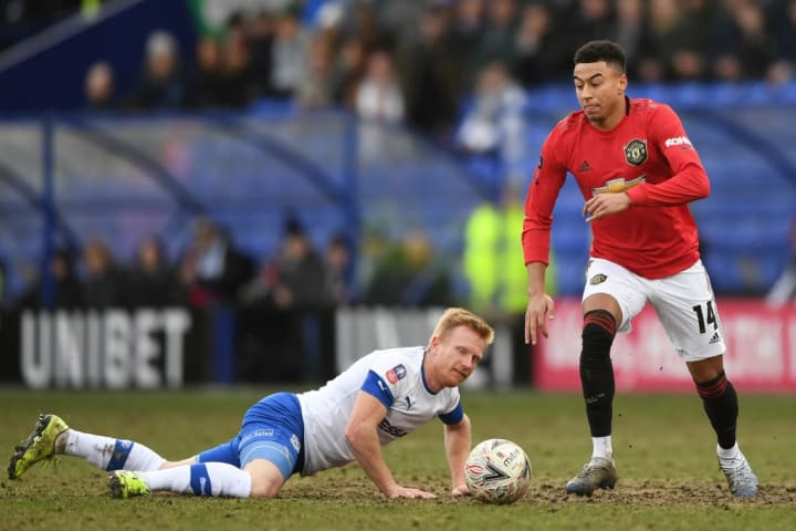 David Perkins, Jesse Lingard