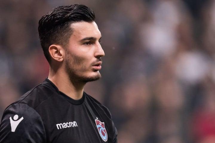 Trabzonspor altyapısında yetişen Uğurcan Çakır