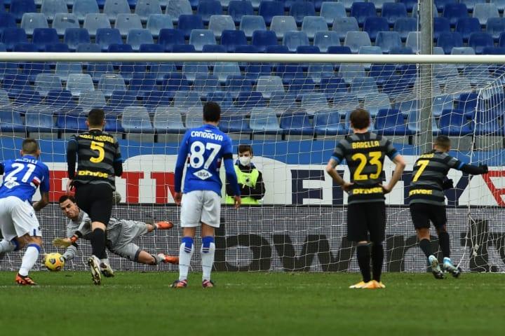 UC Sampdoria - FC Internazionale - Serie A