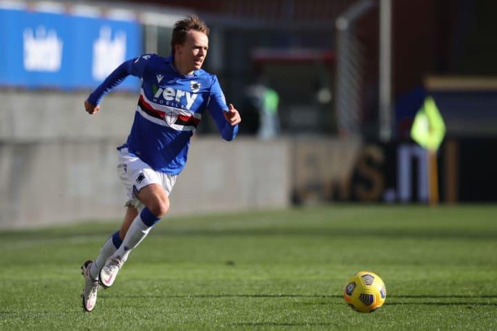 Mikkel Damsgaard