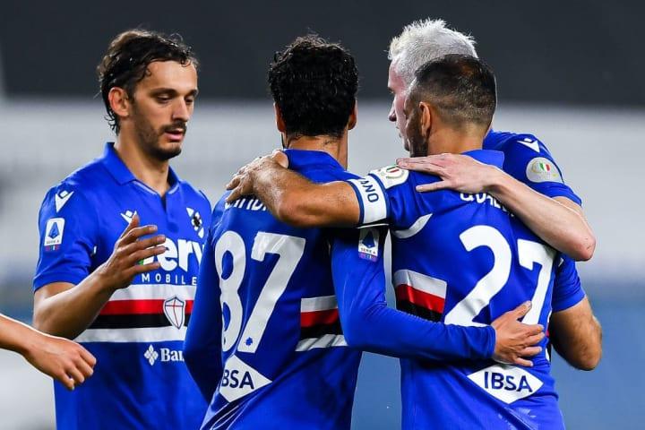 UC Sampdoria v Parma Calcio - Serie A