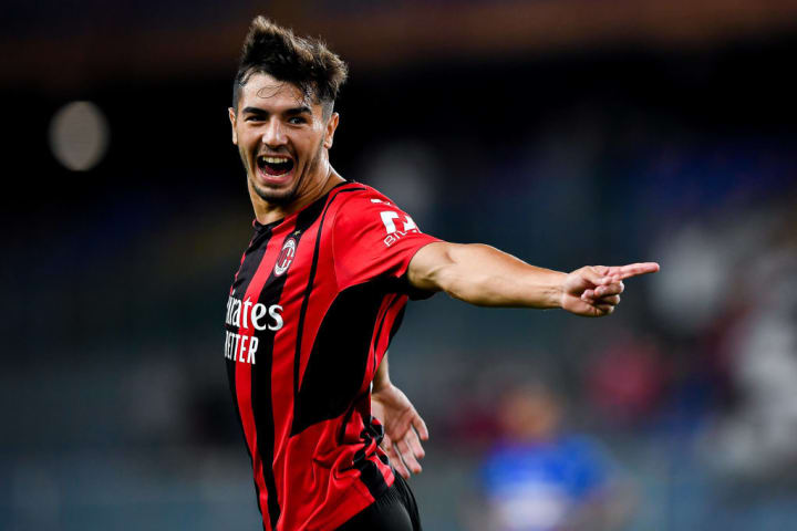 UC Sampdoria vs AC Milan - Serie A