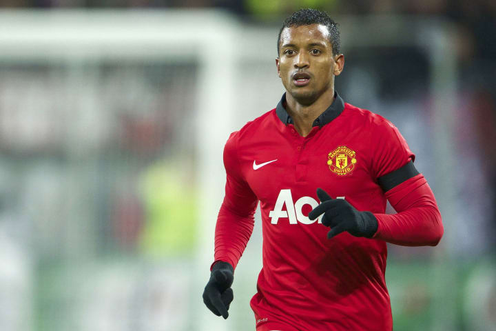 Nani put Bayer Leverkusen to the sword in 2013