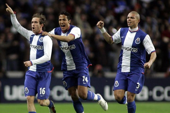 UEFA Champions League First Leg - Chelsea vs FC Porto - February 21, 2007