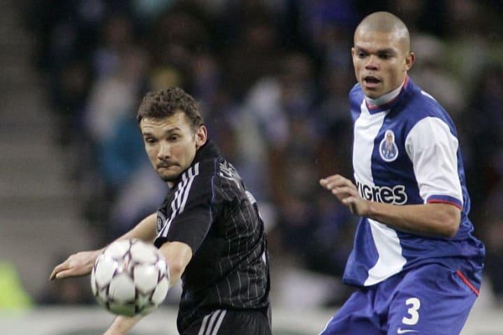 Andriy Shevchenko grabbed Chelsea a point in 2007
