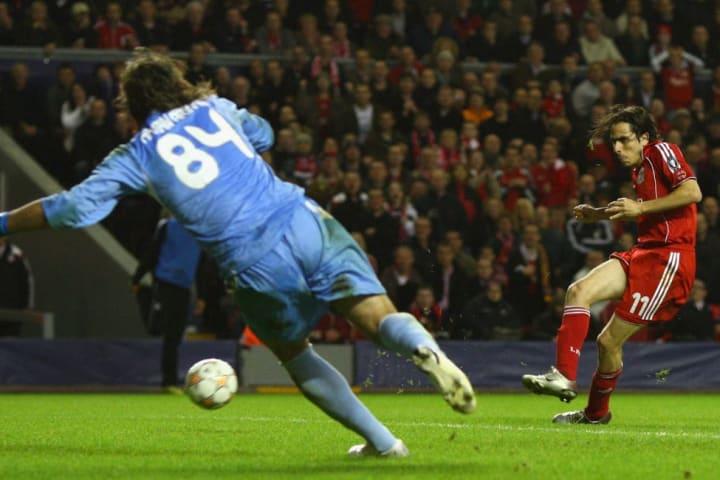 Yossi Benayoun: Goal machine