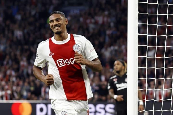"UEFA Champions League""Ajax Amsterdam v Besiktas JK"""