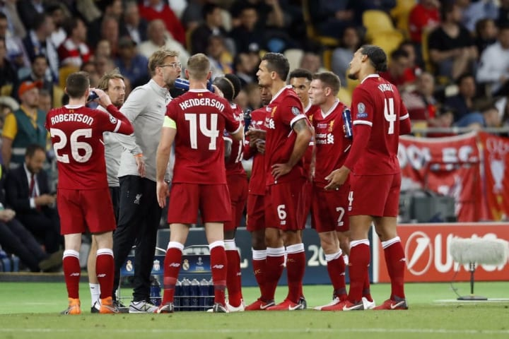 Klopp's Liverpool turned a corner in January 2018 - when Virgil van Dijk arrived