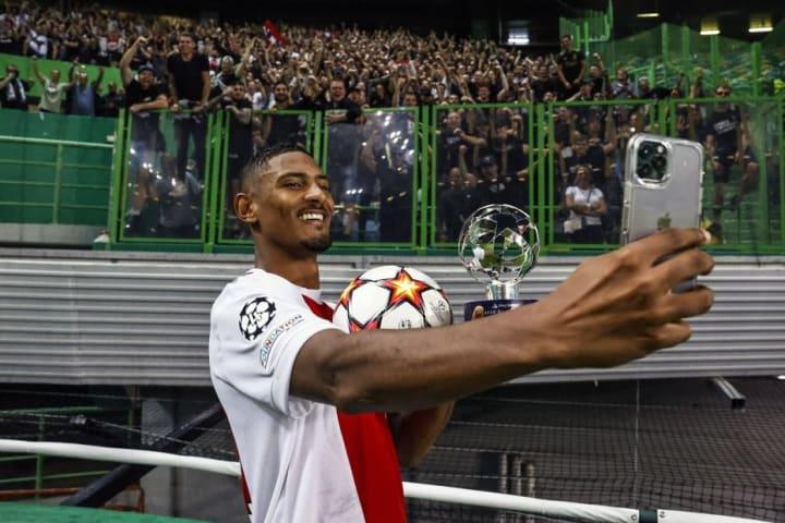 "UEFA Champions League""Sporting CP v Ajax Amsterdam"""