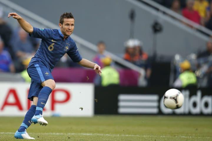 UEFA EURO 2012 - France v England