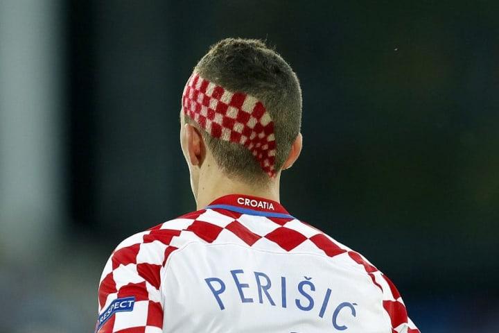 Ivan Perisic at Euro 2016