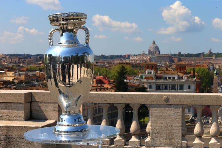 Euro 2020 is taking place a year later than originally planned