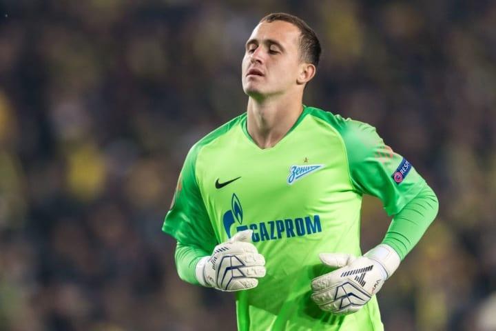 Andrey Lunev könnte bald nach Leverkusen wechseln