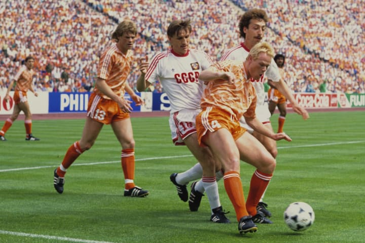 UEFA European Championship 1988 - VI Archive