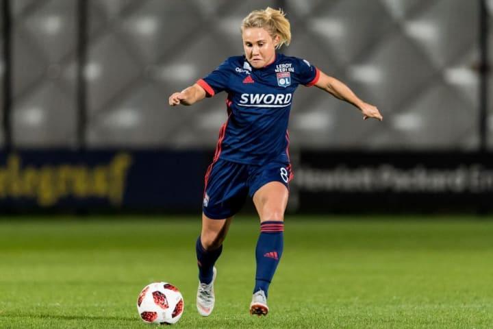 "UEFA Women's Champions League""Women: Ajax Amsterdam v Olympique Lyonnais"""
