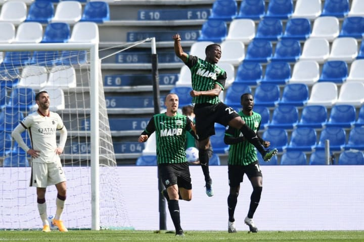 Hamed Junior Traore, Vlad Chiriches, Pedro Obiang