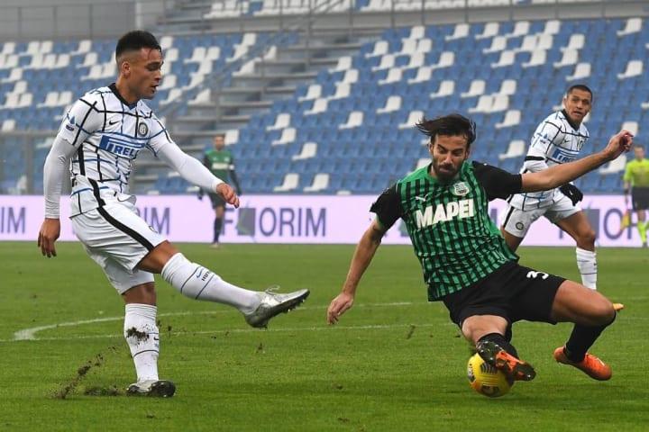 Lautaro Martinez, Gian Marco Ferrari