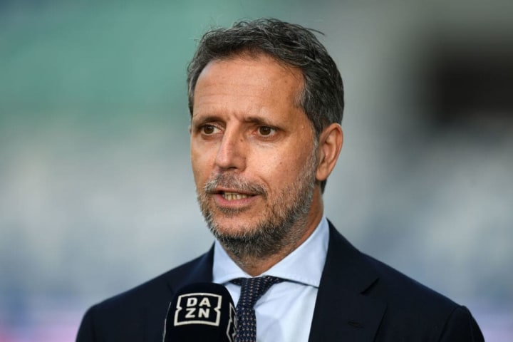 Fabio Paratici is on his way to north London
