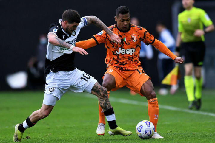 Alex Sandro, Rodrigo De Paul