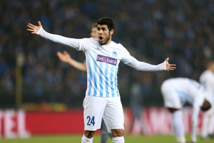 Uefa Europa League : Krc Genk v Rc Celta de Vigo