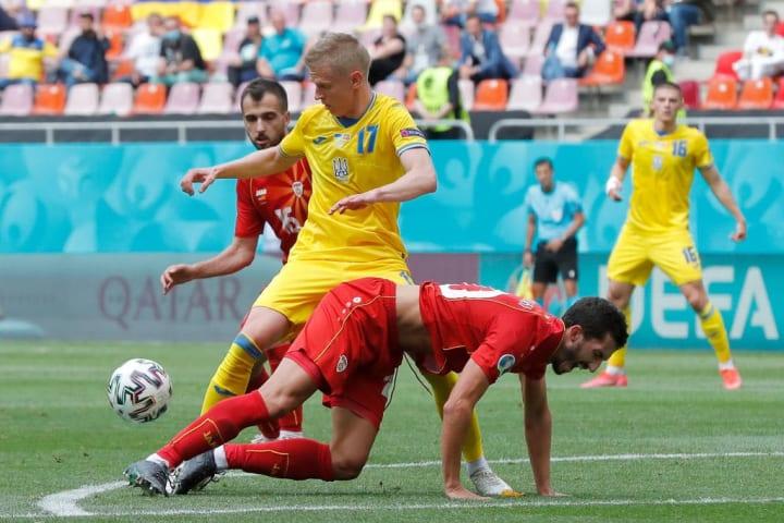 Stefan Spirovski, Oleksandr Zinchenko