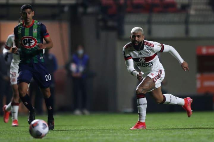 Gabriel Barbosa Flamengo Gabiol Defensa y Justicia Oitavas Palpites Libertadores