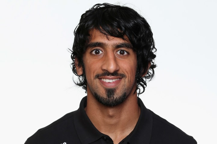United Arab Emirates Men's Official Olympic Football Team Portraits