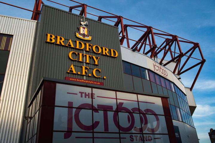 Utilita Energy Stadium - Bradford City Football Club