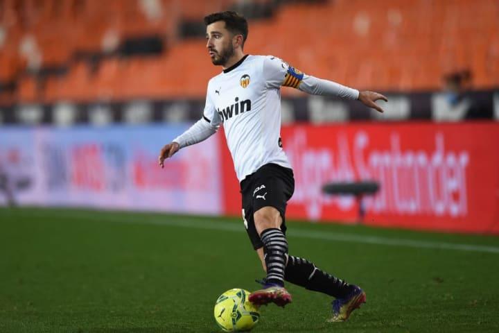 Garay was Valencia skipper last season