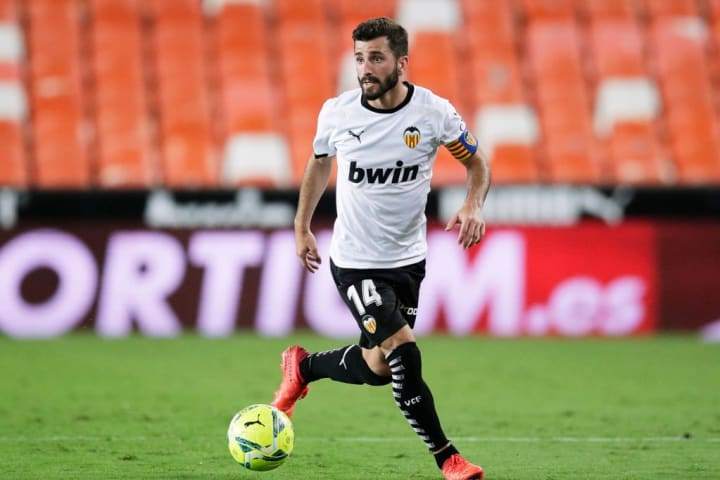 Garay did not survive the summer cull at Valencia