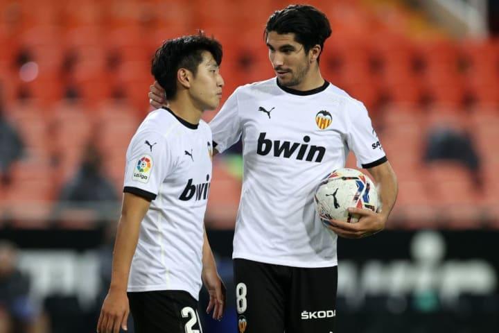 Carlos Soler, Lee Kang-In