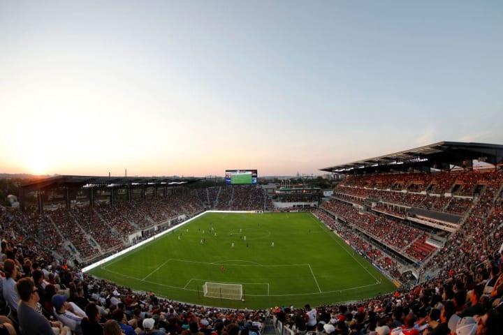 Vancouver Whitecaps v D.C. United