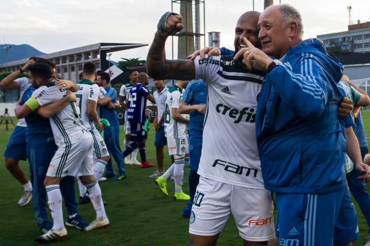 Luiz Felipe Scolari, Felipe Melo
