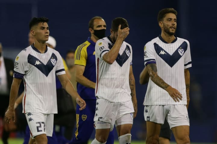 Velez Sarsfield v Boca Juniors - Copa De La Liga Profesional 2021