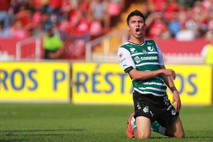 Veracruz v Santos Laguna - Clausura 2014 Liga MX