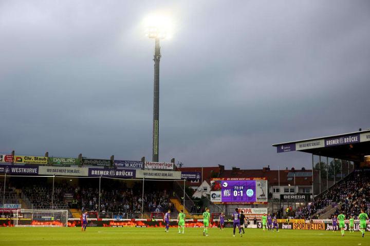VfL Osnabrück - Stadion an der Bremer Brücke