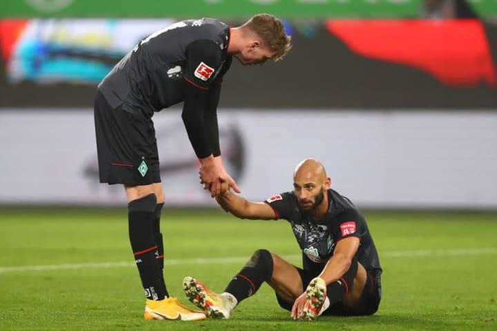 Mister Dauerverletzt: Ein Einsatz im Pokal käme für Ömer Toprak womöglich zu früh