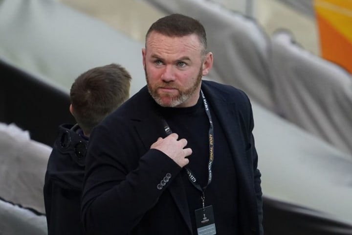Wayne Rooney's side was placed under a transfer embargo earlier this year