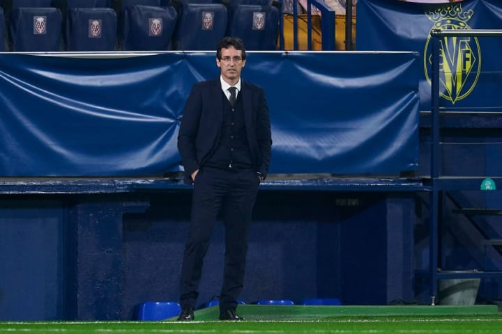 Emery could still face Arsenal this season