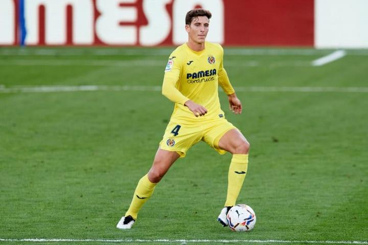 Pau Torres has seven Spain caps