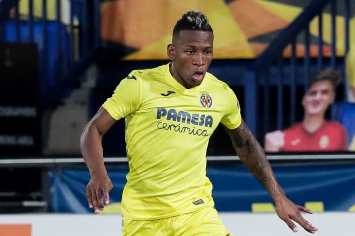 Pervis Estupinan moved from Championship side Watford to Villarreal in 2020