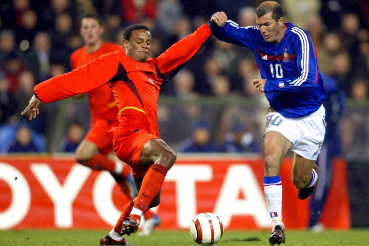 Zinedine Zidane, Vincent Kompany