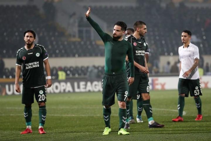 Vitoria Guimaraes vs Atiker Konyaspor: UEFA Europa League