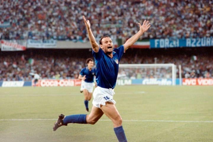 WORLD CUP-1990-ITA-ARG-SCHILLACI