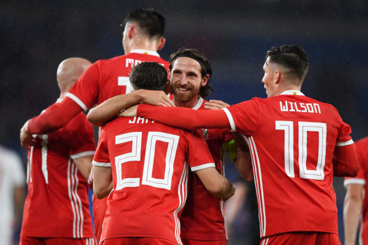 Daniel James' goal was enough to beat Belarus in qualifying