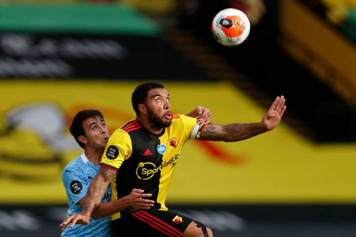 Watford FC v Manchester City - Premier League
