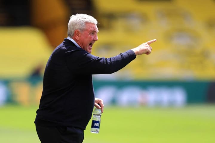After some speculation, Steve Bruce is not set to take charge of Newcastle this season