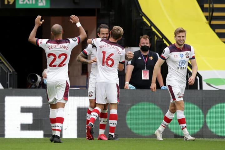 Southampton picked up a solid 3-1 win at Watford