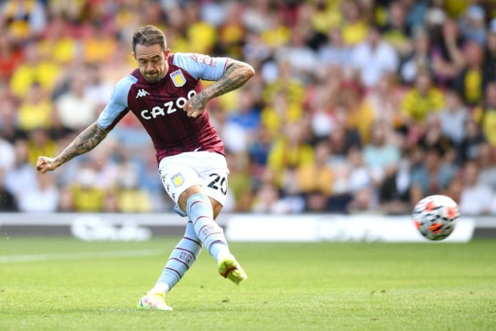 Danny Ings found the net on his club debut against Watford