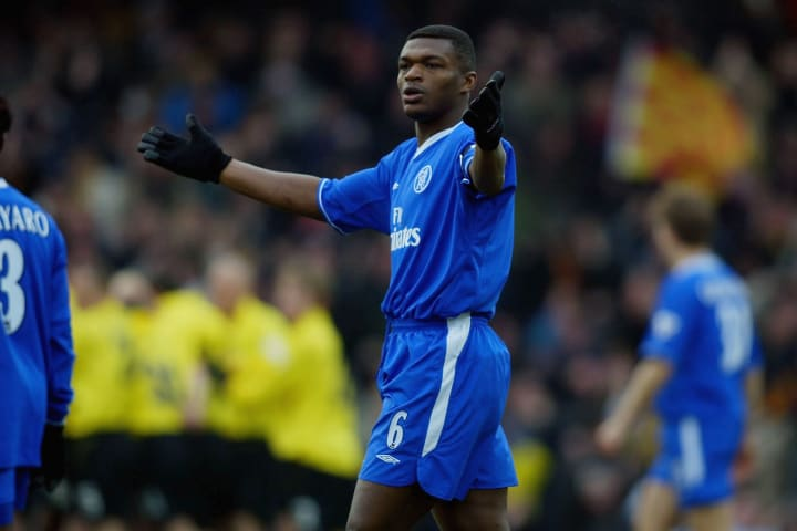 Marcel Desailly earns a spot in the team